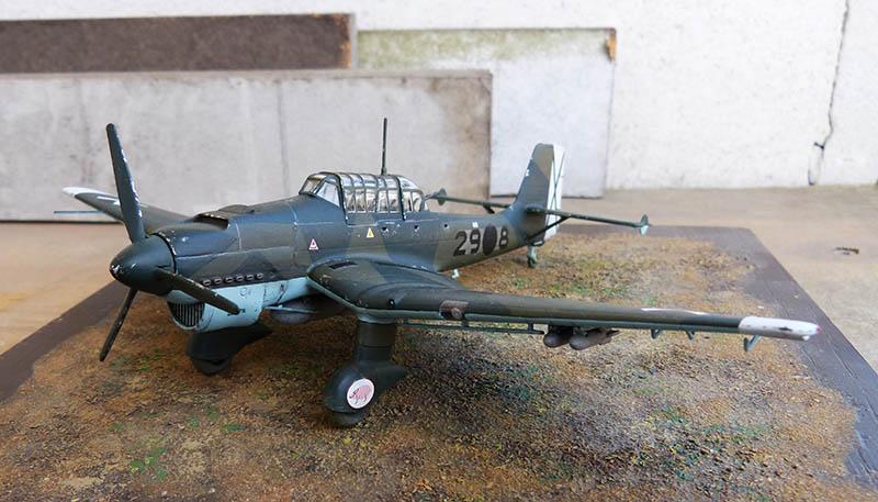 "(Airfix) Junkers 87 B Stuka ""Légion Condor"". - Page 2 Stuka133"