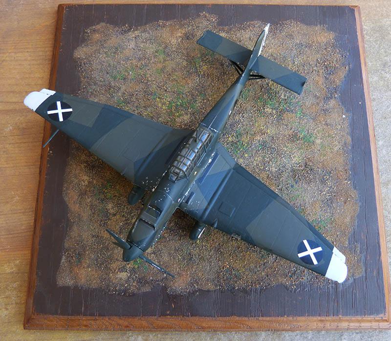 "(Airfix) Junkers 87 B Stuka ""Légion Condor"". - Page 2 Stuka134"