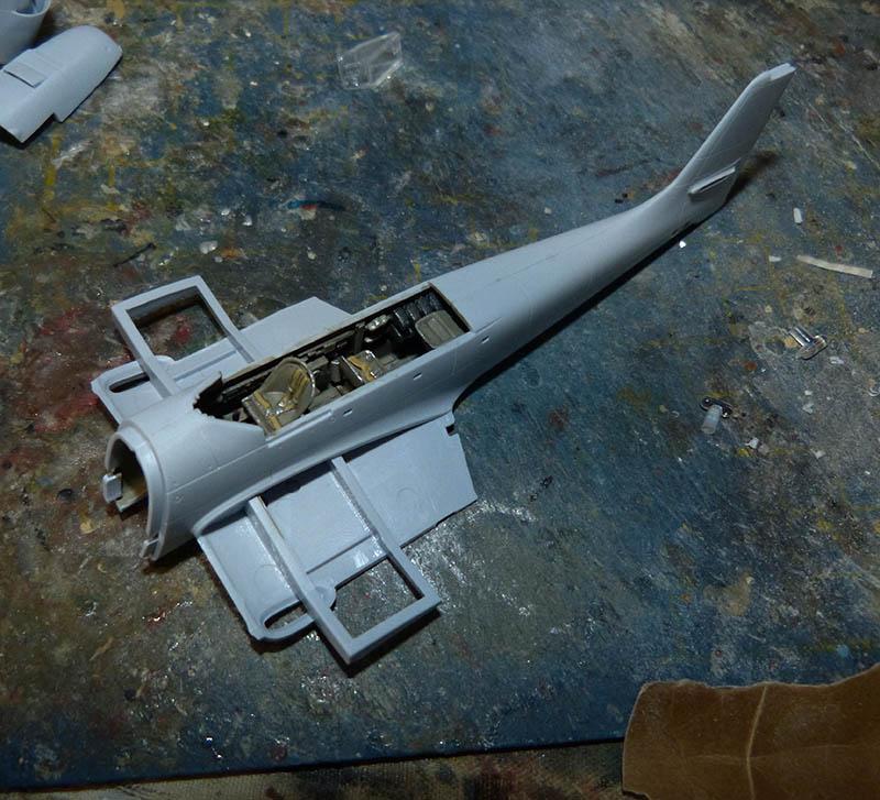 "(Airfix) Junkers 87 B Stuka ""Légion Condor"". Stuka219"