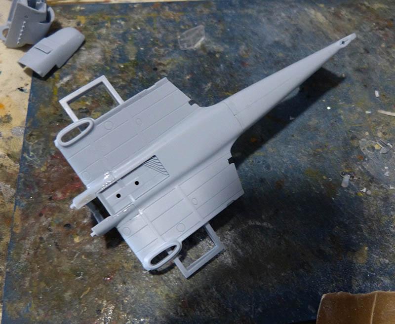 "(Airfix) Junkers 87 B Stuka ""Légion Condor"". Stuka311"