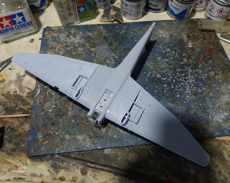 "(Airfix) Junkers 87 B Stuka ""Légion Condor"". Stuka316"