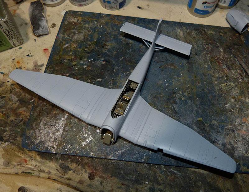 "(Airfix) Junkers 87 B Stuka ""Légion Condor"". Stuka321"