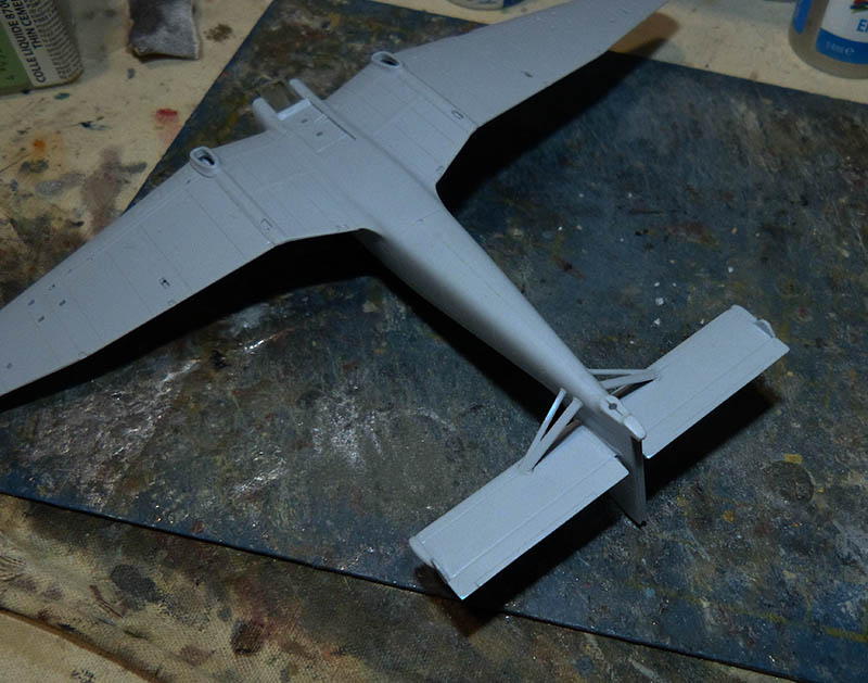 "(Airfix) Junkers 87 B Stuka ""Légion Condor"". Stuka410"