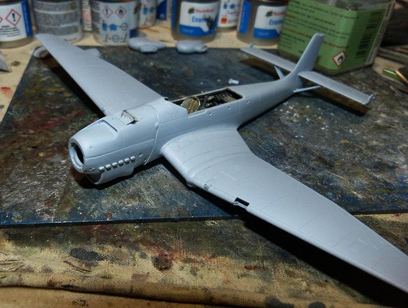 "(Airfix) Junkers 87 B Stuka ""Légion Condor"". Stuka412"