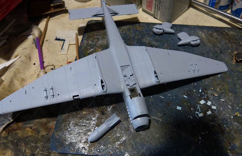 "(Airfix) Junkers 87 B Stuka ""Légion Condor"". Stuka417"