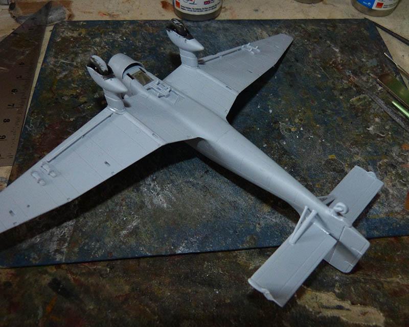 "(Airfix) Junkers 87 B Stuka ""Légion Condor"". Stuka419"