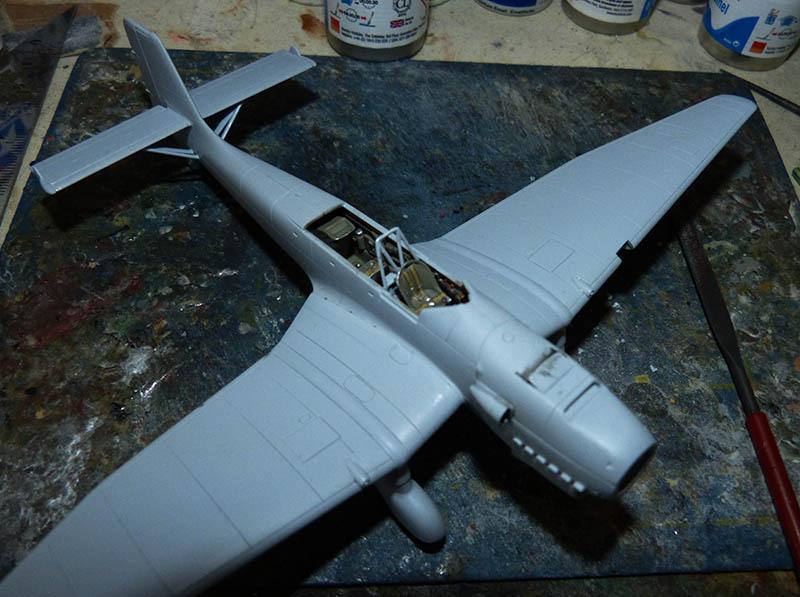 "(Airfix) Junkers 87 B Stuka ""Légion Condor"". Stuka511"