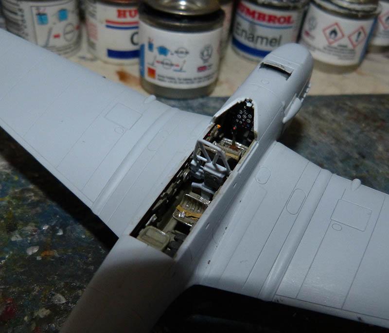 "(Airfix) Junkers 87 B Stuka ""Légion Condor"". Stuka512"