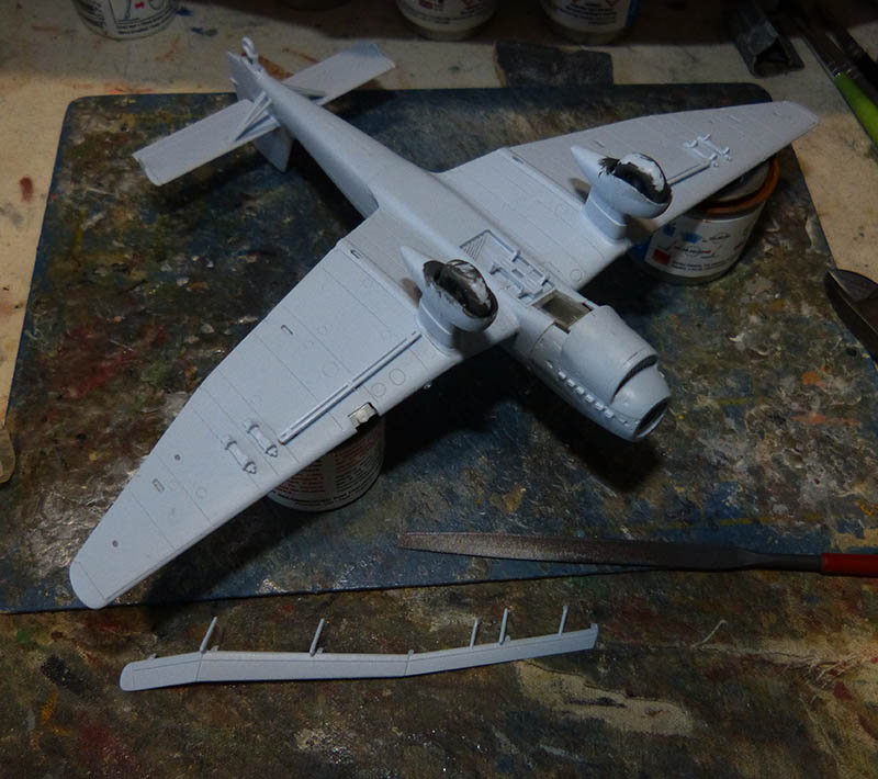 "(Airfix) Junkers 87 B Stuka ""Légion Condor"". Stuka514"