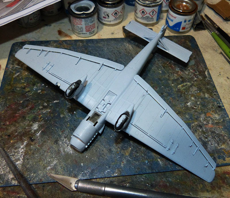 "(Airfix) Junkers 87 B Stuka ""Légion Condor"". Stuka515"