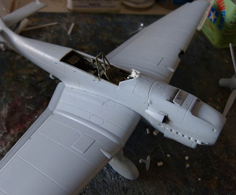 "(Airfix) Junkers 87 B Stuka ""Légion Condor"". Stuka519"