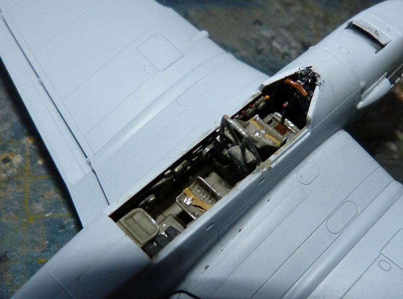 "(Airfix) Junkers 87 B Stuka ""Légion Condor"". Stuka613"