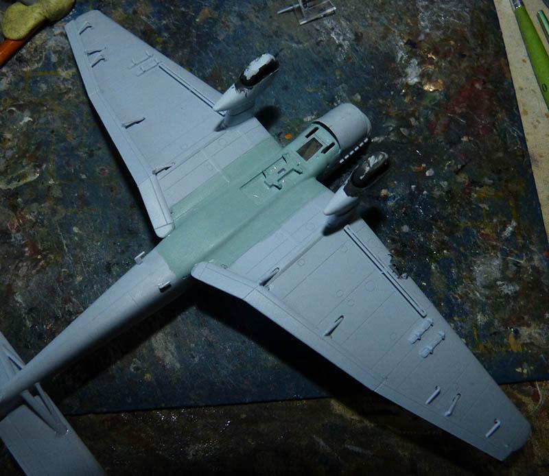 "(Airfix) Junkers 87 B Stuka ""Légion Condor"". Stuka616"