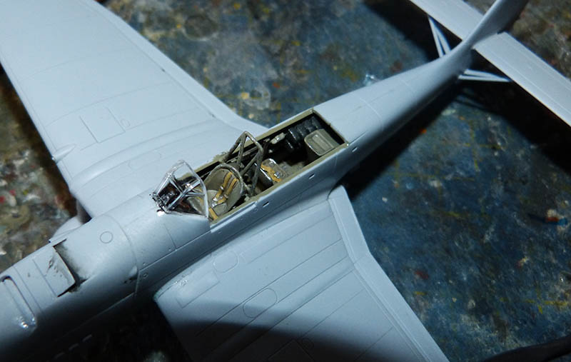 "(Airfix) Junkers 87 B Stuka ""Légion Condor"". Stuka617"