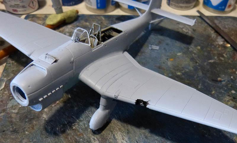 "(Airfix) Junkers 87 B Stuka ""Légion Condor"". Stuka618"