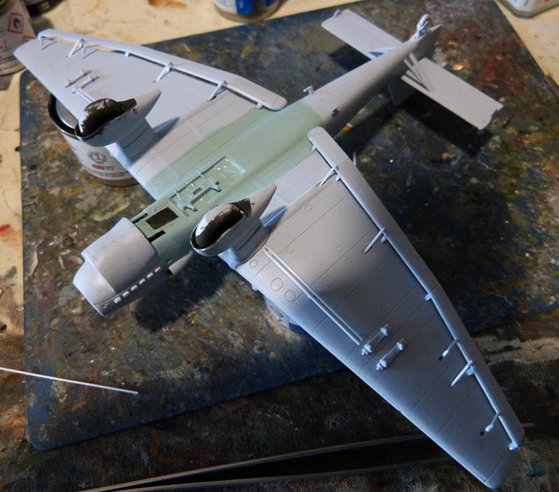 "(Airfix) Junkers 87 B Stuka ""Légion Condor"". Stuka619"