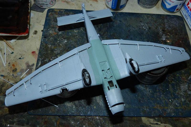 "(Airfix) Junkers 87 B Stuka ""Légion Condor"". Stuka711"