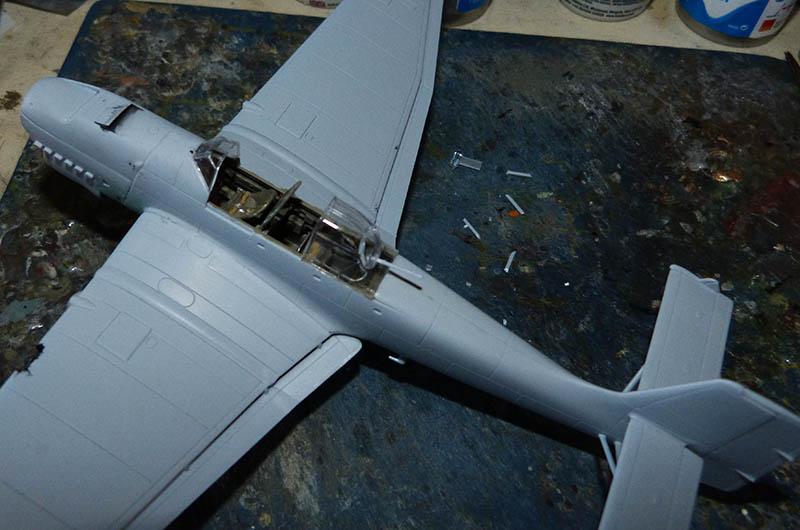 "(Airfix) Junkers 87 B Stuka ""Légion Condor"". Stuka712"