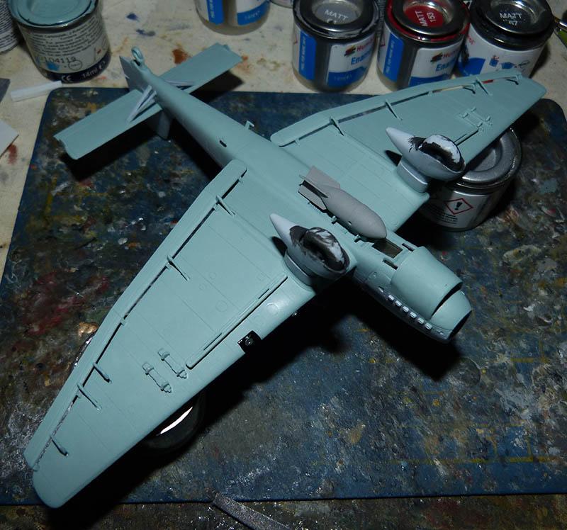 "(Airfix) Junkers 87 B Stuka ""Légion Condor"". Stuka715"
