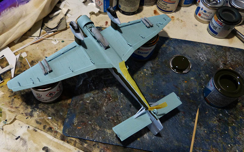 "(Airfix) Junkers 87 B Stuka ""Légion Condor"". Stuka719"
