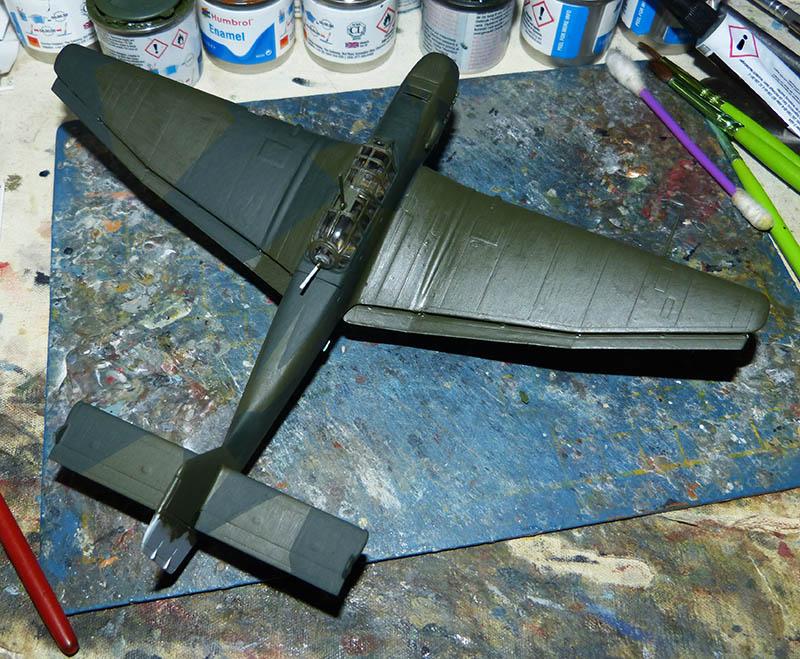 "(Airfix) Junkers 87 B Stuka ""Légion Condor"". - Page 2 Stuka813"
