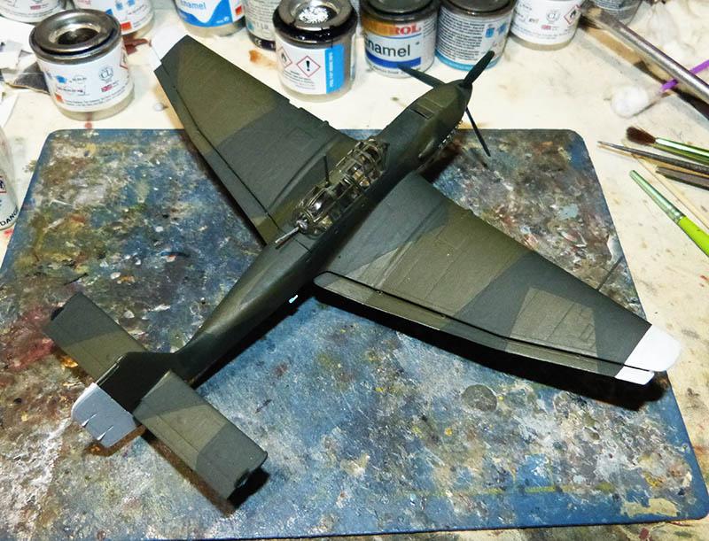 "(Airfix) Junkers 87 B Stuka ""Légion Condor"". - Page 2 Stuka817"