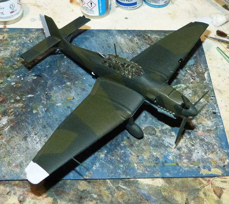 "(Airfix) Junkers 87 B Stuka ""Légion Condor"". - Page 2 Stuka818"