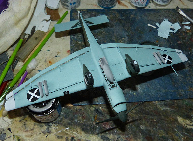 "(Airfix) Junkers 87 B Stuka ""Légion Condor"". - Page 2 Stuka910"