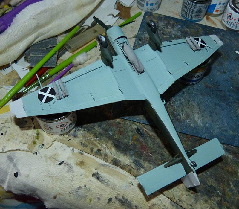 "(Airfix) Junkers 87 B Stuka ""Légion Condor"". - Page 2 Stuka911"