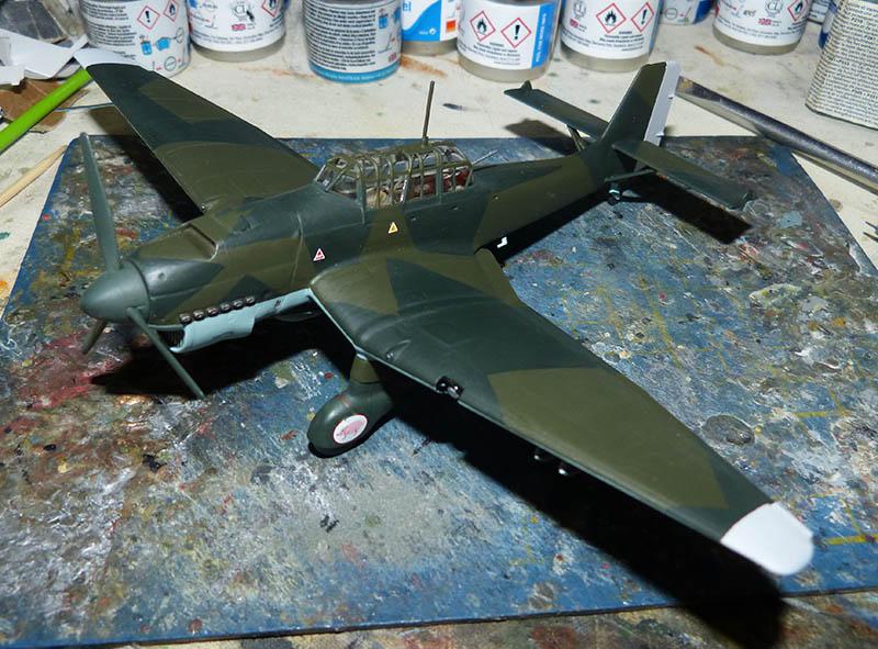 "(Airfix) Junkers 87 B Stuka ""Légion Condor"". - Page 2 Stuka912"