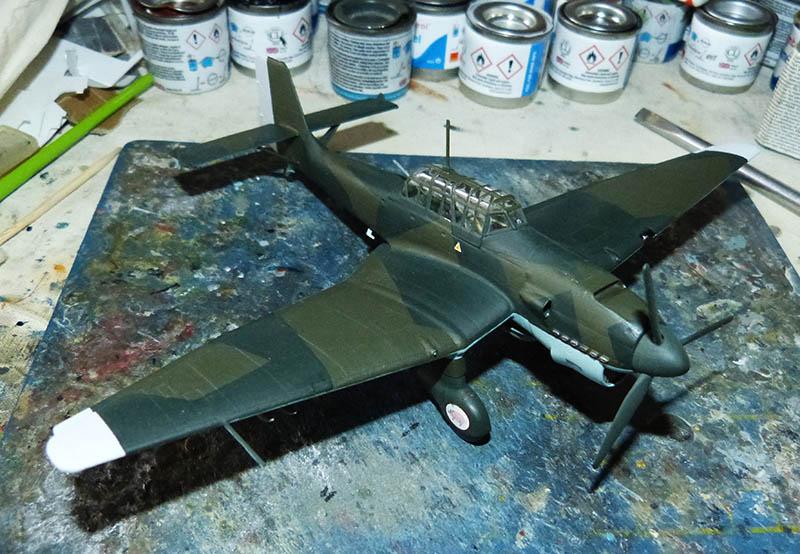"(Airfix) Junkers 87 B Stuka ""Légion Condor"". - Page 2 Stuka913"