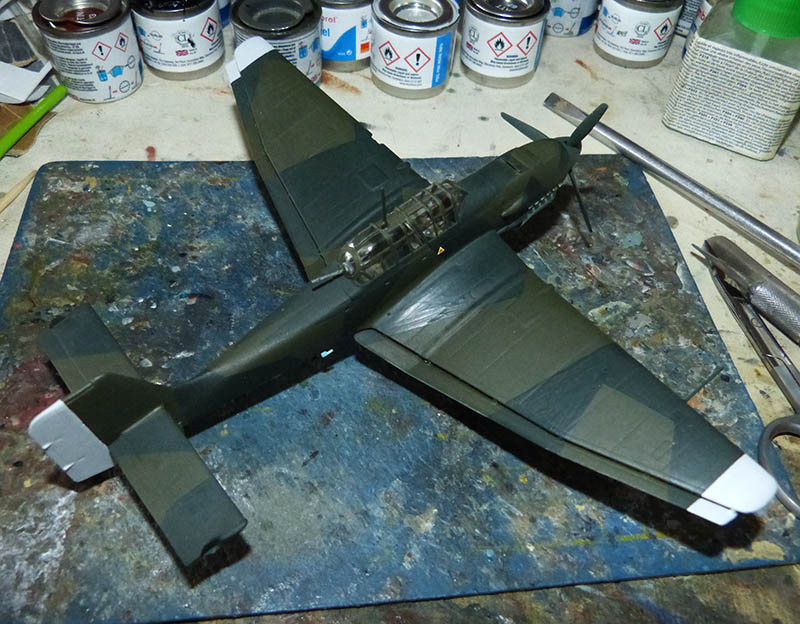 "(Airfix) Junkers 87 B Stuka ""Légion Condor"". - Page 2 Stuka914"