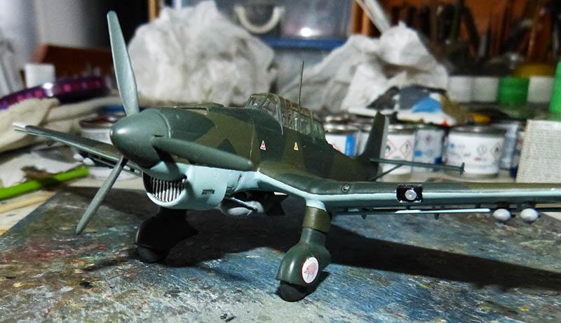 "(Airfix) Junkers 87 B Stuka ""Légion Condor"". - Page 2 Stuka915"