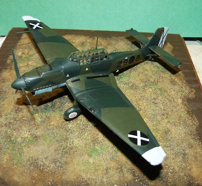 "(Airfix) Junkers 87 B Stuka ""Légion Condor"". - Page 2 Stuka916"