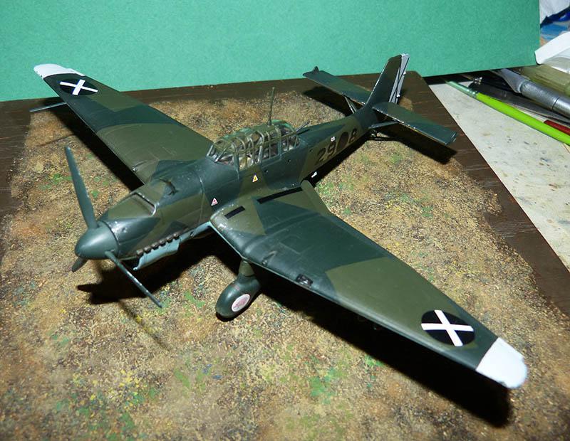 "(Airfix) Junkers 87 B Stuka ""Légion Condor"". - Page 2 Stuka917"