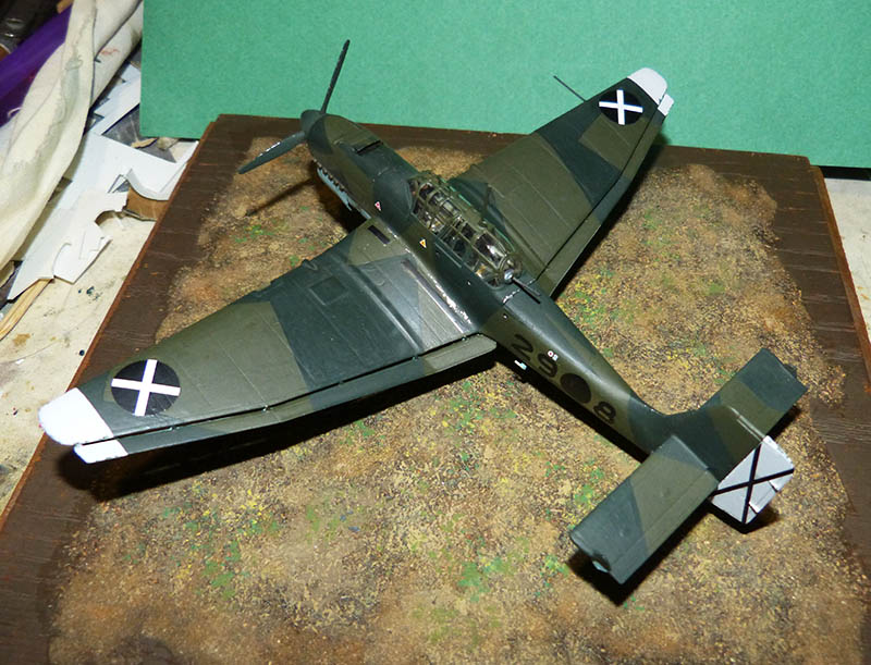 "(Airfix) Junkers 87 B Stuka ""Légion Condor"". - Page 2 Stuka918"