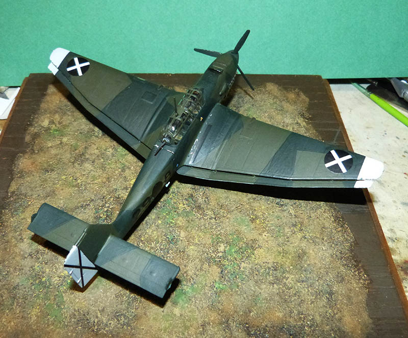 "(Airfix) Junkers 87 B Stuka ""Légion Condor"". - Page 2 Stuka919"