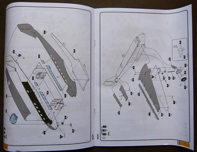 ACC 1 TOUCAN 1/72ème Réf 80359 Toucan19