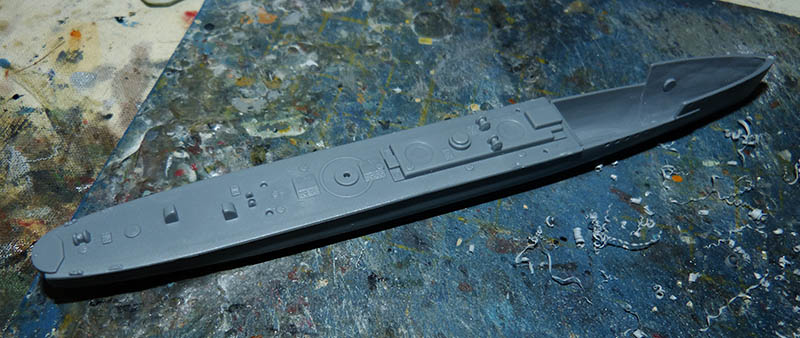 [Concours WW1]  Mirage Hobby - 1/400 - Torpilleur allemand V106. V106_111