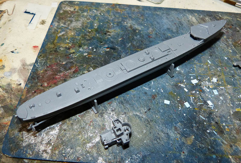 [Concours WW1]  Mirage Hobby - 1/400 - Torpilleur allemand V106. V106_215