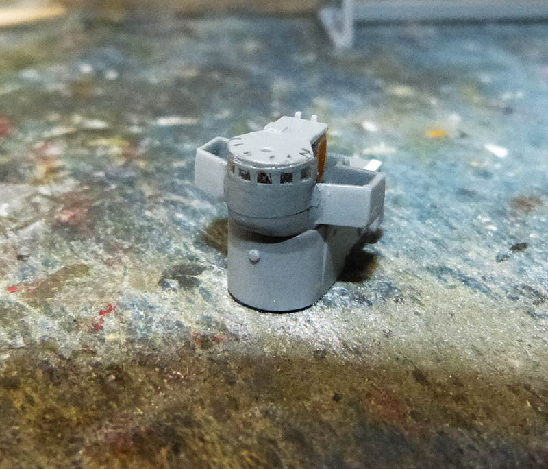 [Concours WW1]  Mirage Hobby - 1/400 - Torpilleur allemand V106. - Page 2 V106_310