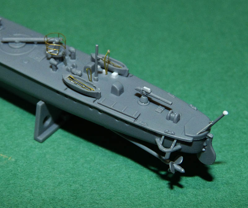 [Concours WW1]  Mirage Hobby - 1/400 - Torpilleur allemand V106. - Page 2 V106_513