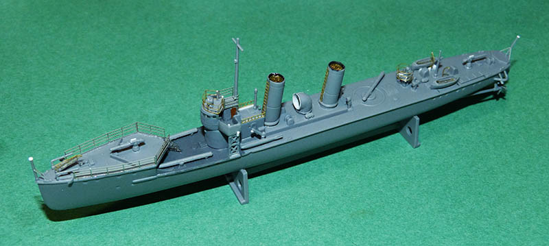 [Concours WW1]  Mirage Hobby - 1/400 - Torpilleur allemand V106. - Page 2 V106_516