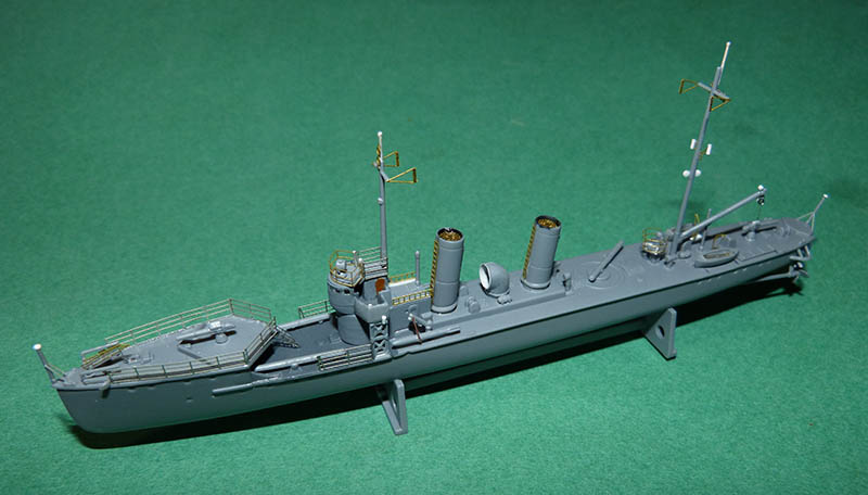 [Concours WW1]  Mirage Hobby - 1/400 - Torpilleur allemand V106. - Page 2 V106_612