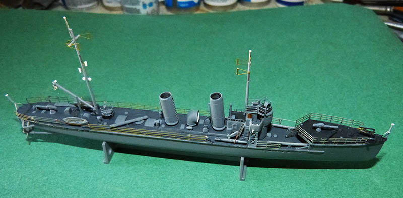 [Concours WW1]  Mirage Hobby - 1/400 - Torpilleur allemand V106. - Page 2 V106_618