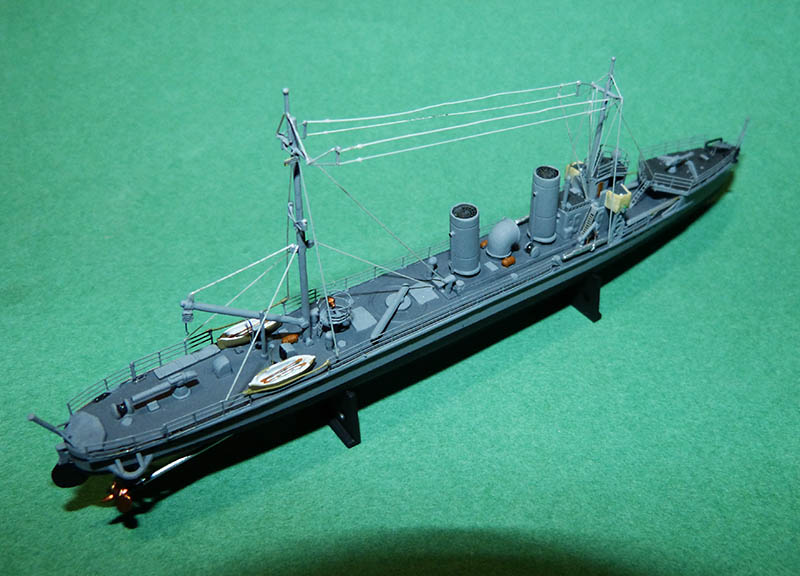 [Concours WW1]  Mirage Hobby - 1/400 - Torpilleur allemand V106. - Page 2 V106_813