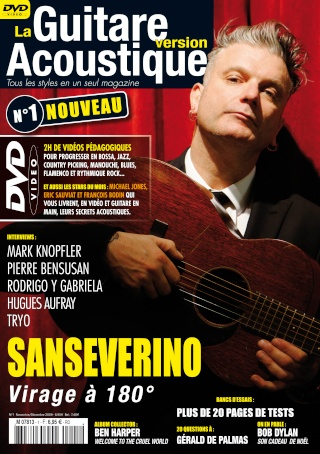 La Guitare Version Acoustique Nov/Dec 2009 Guitar12