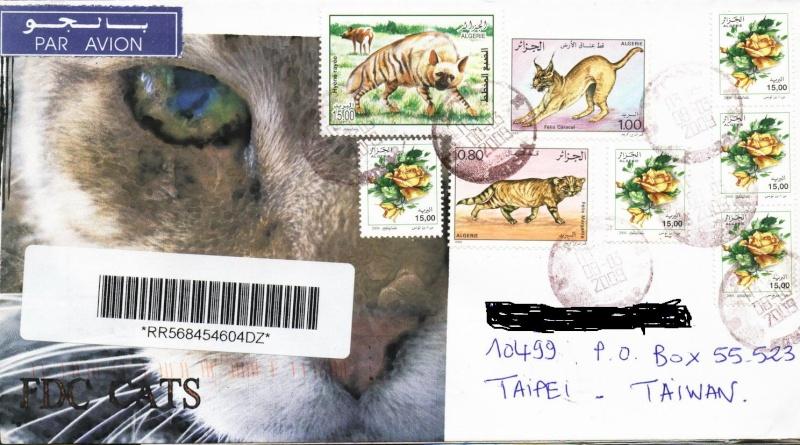mes jolie lettres vers l'étranger 20090410