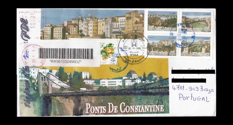 mes jolie lettres vers l'étranger Cover_10