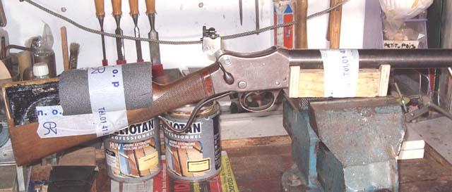 Un fusil custom en feuilleton ! - Page 2 Feuill19